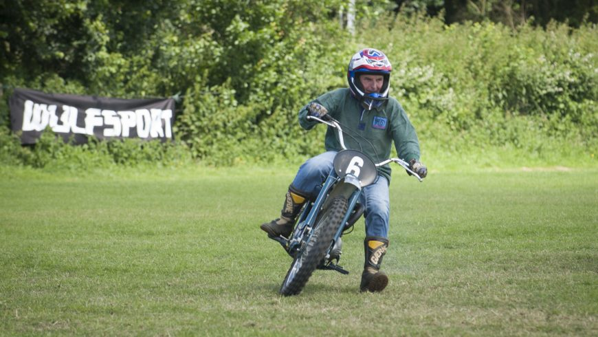 The Pre-65 Motocross Club Greeves Championship 2019